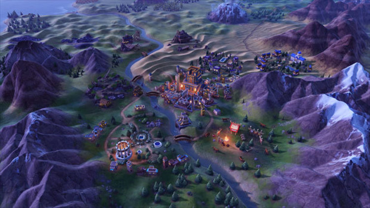 Sid Meier's Civilization® VI - Babylon Pack Screenshot 4