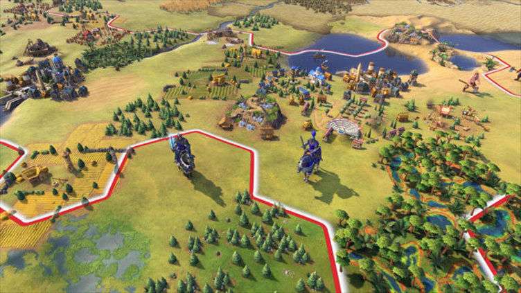 Sid Meier's Civilization® VI - Babylon Pack Screenshot 5