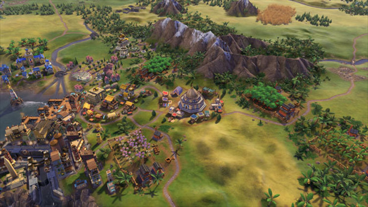 Sid Meier's Civilization® VI - Babylon Pack Screenshot 6