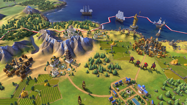 Sid Meier's Civilization® VI: Digital Deluxe Edition Screenshot 1