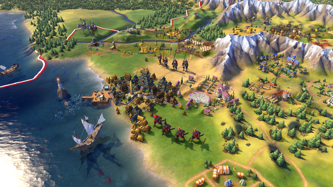 Sid Meier's Civilization® VI - Digital Deluxe Edition Screenshot 2