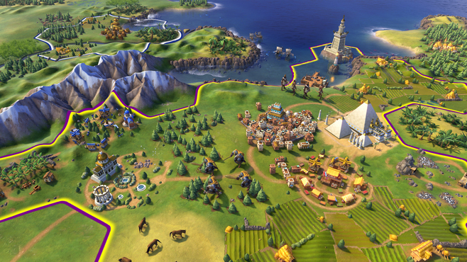 Sid Meier's Civilization® VI - Digital Deluxe Edition Screenshot 3