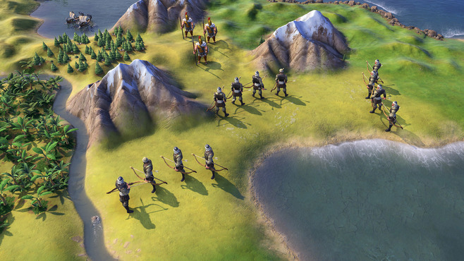 Sid Meier's Civilization® VI - Persia and Macedon Civilization & Scenario Pack Screenshot 3