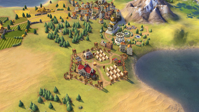 Sid Meier's Civilization® VI - Persia and Macedon Civilization & Scenario Pack Screenshot 5