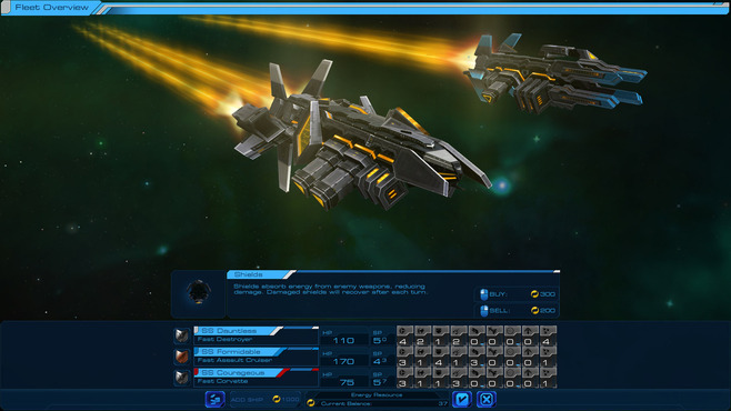 Sid Meier's Starships Screenshot 3