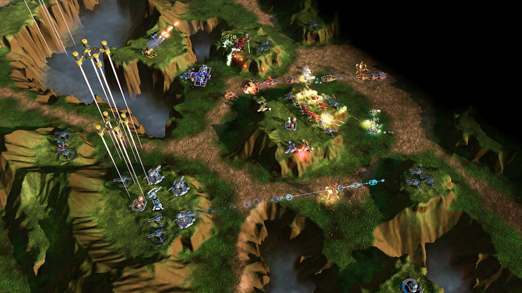 Siege of Centauri Screenshot 1