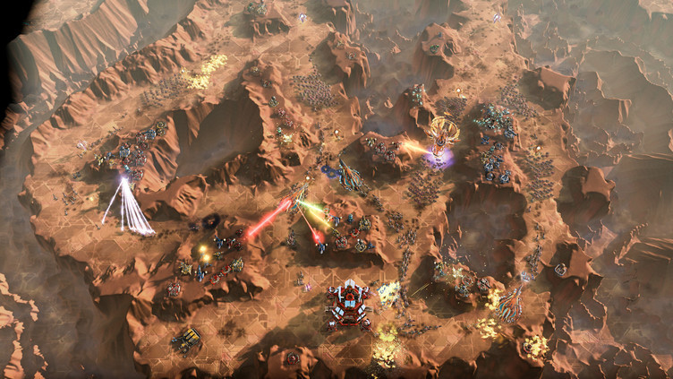 Siege of Centauri Screenshot 2