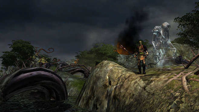 Silverfall: Earth Awakening Screenshot 2