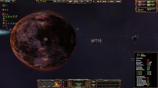 Sins of a Solar Empire: Rebellion - Ultimate Edition Screenshot 1