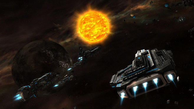 Sins of a Solar Empire: Rebellion - Ultimate Edition Screenshot 3