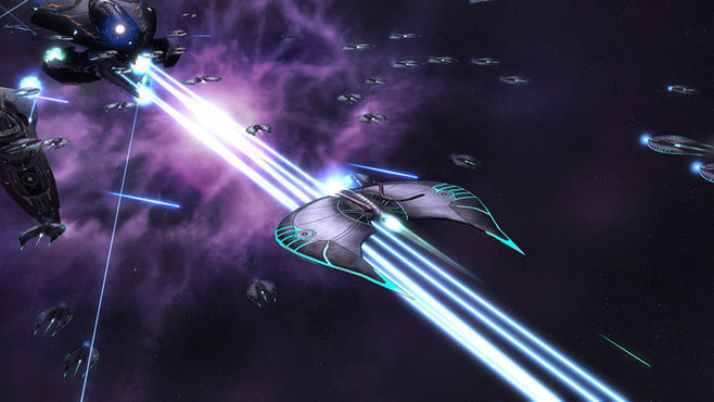 Sins of a Solar Empire: Rebellion - Ultimate Edition Screenshot 5