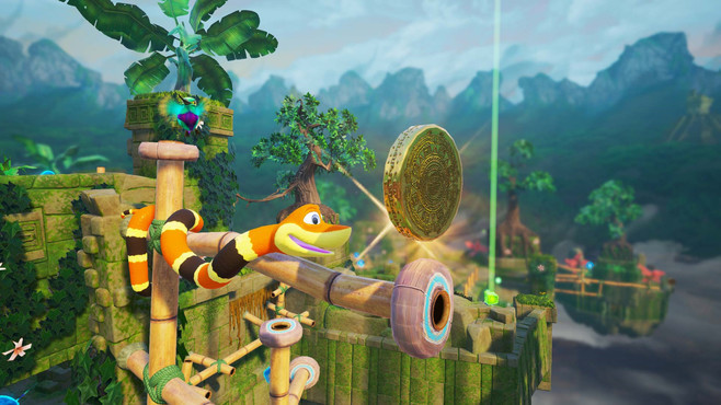 Snake Pass Screenshot 2