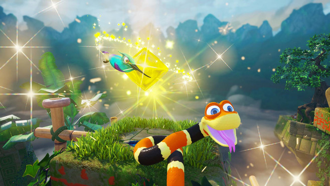 Snake Pass Screenshot 5