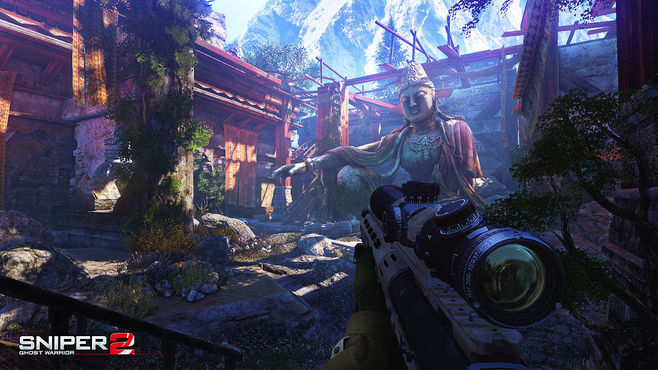 Sniper Ghost Warrior 2 - Limited Edition Screenshot 4