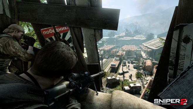 Sniper Ghost Warrior 2 - Limited Edition Screenshot 8