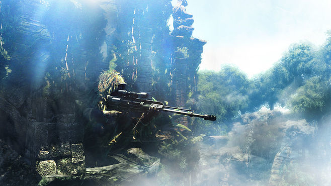 Sniper Ghost Warrior - Gold Edition Screenshot 2