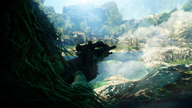 Sniper Ghost Warrior - Gold Edition Screenshot 4