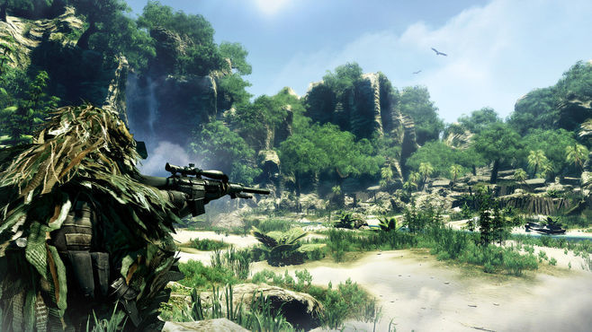 Sniper Ghost Warrior - Gold Edition Screenshot 11