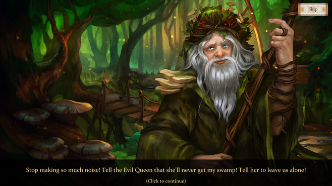Snow White Solitaire Charmed Kingdom Screenshot 5