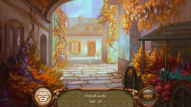 Snow White Solitaire Charmed Kingdom Screenshot 7