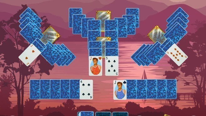 Solitaire Beach Season Screenshot 7