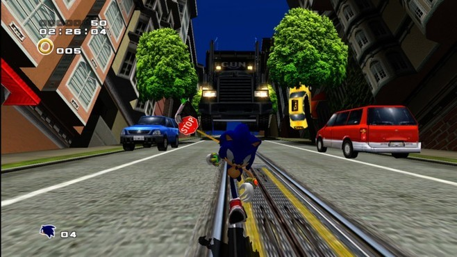 Sonic Adventure 2 Screenshot 7