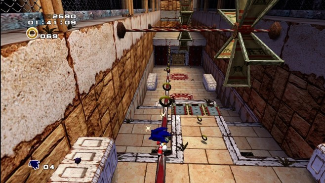 Sonic Adventure 2 Screenshot 9