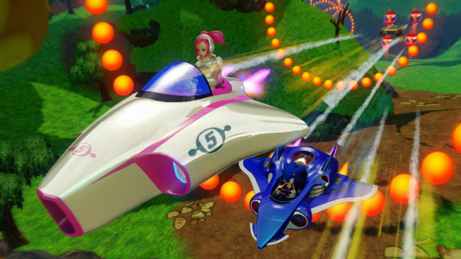 Sonic & All-Stars Racing Transformed Collection Screenshot 1