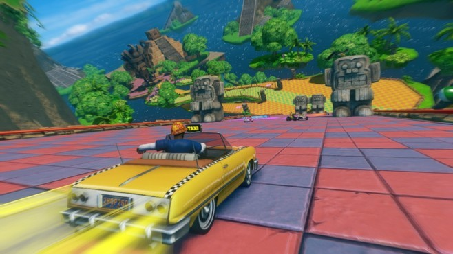 Sonic & All-Stars Racing Transformed Collection Screenshot 5