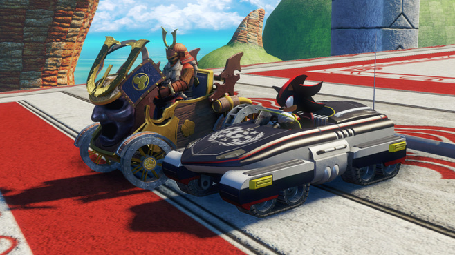 Sonic & All-Stars Racing Transformed Collection Screenshot 6
