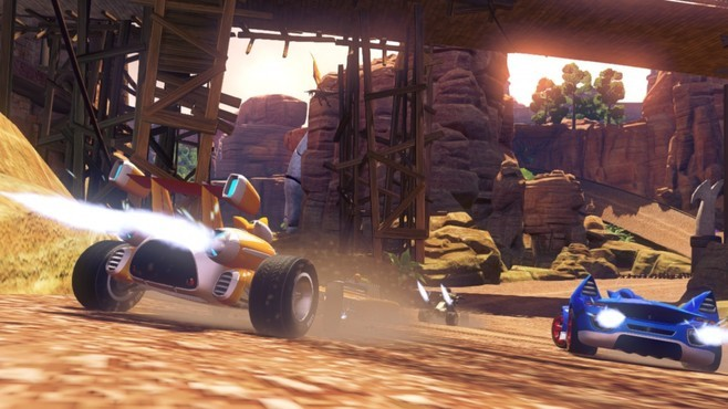 Sonic & All-Stars Racing Transformed Collection Screenshot 8