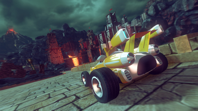 Sonic & All-Stars Racing Transformed Collection Screenshot 11