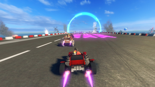 Sonic & All-Stars Racing Transformed Collection Screenshot 12