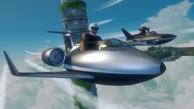 Sonic & All-Stars Racing Transformed Collection Screenshot 16