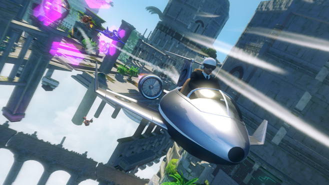 Sonic & All-Stars Racing Transformed Collection Screenshot 18