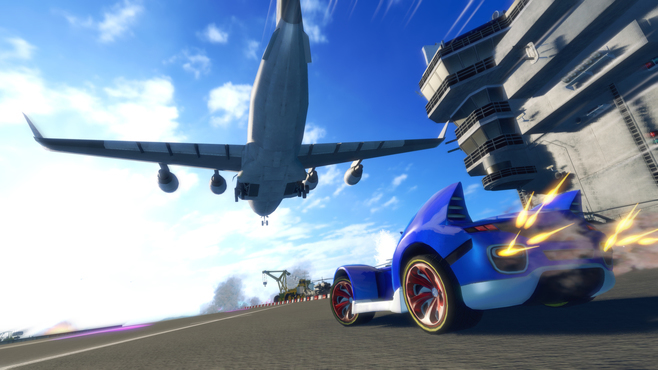 Sonic & All-Stars Racing Transformed Collection Screenshot 20