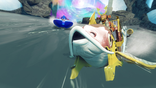 Sonic & All-Stars Racing Transformed Collection Screenshot 21