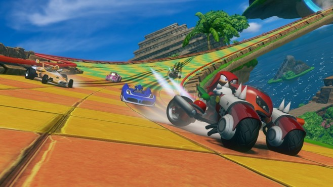Sonic & All-Stars Racing Transformed Collection Screenshot 23