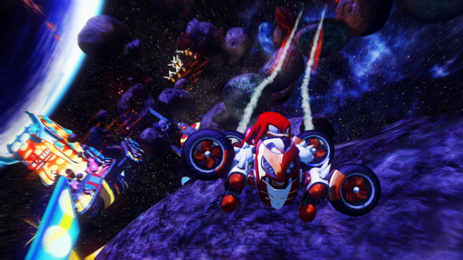 Sonic & All-Stars Racing Transformed Collection Screenshot 24