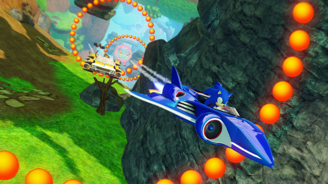 Sonic & All-Stars Racing Transformed Collection Screenshot 25