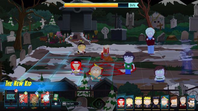 South Park: The Fractured But Whole - Danger Deck Screenshot 2