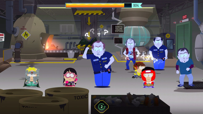 South Park: The Fractured But Whole - Danger Deck Screenshot 3