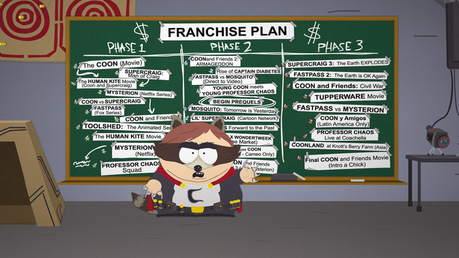 South Park: The Fractured but Whole Screenshot 10