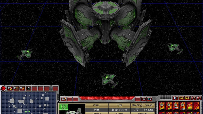 Space Empires V Screenshot 1