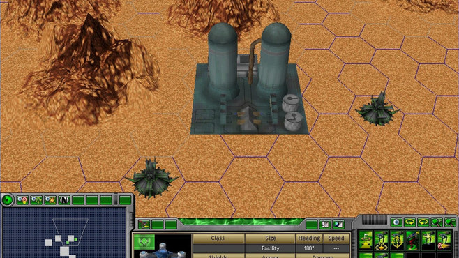 Space Empires V Screenshot 5