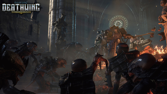 Space Hulk: Deathwing - Enhanced Edition Screenshot 1