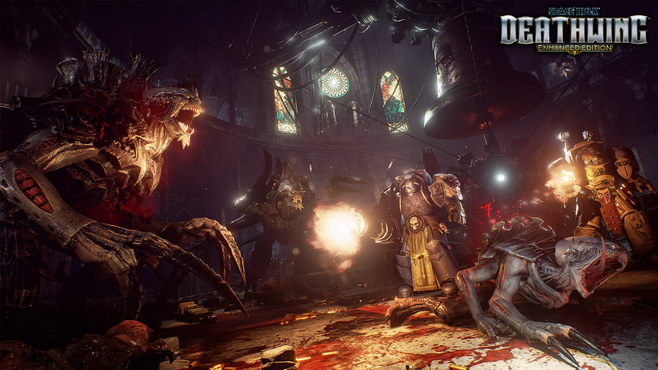 Space Hulk: Deathwing - Enhanced Edition Screenshot 2