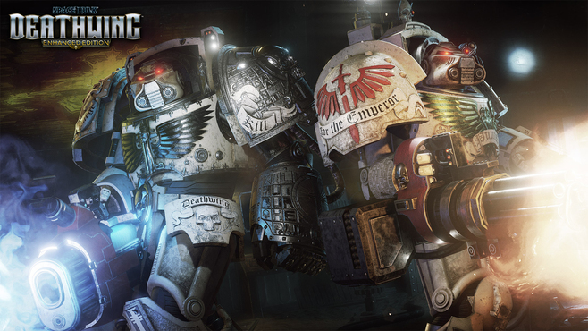 Space Hulk: Deathwing - Enhanced Edition Screenshot 4