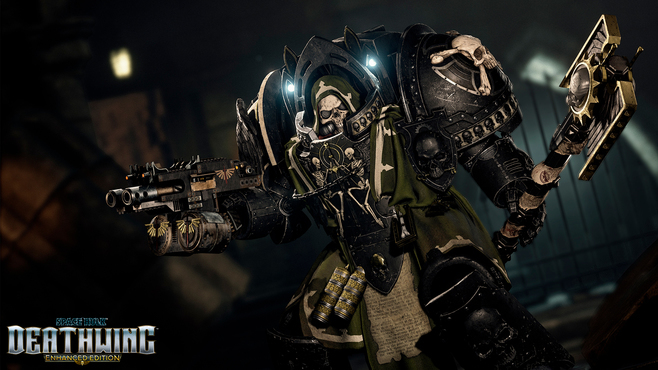 Space Hulk: Deathwing - Enhanced Edition Screenshot 7