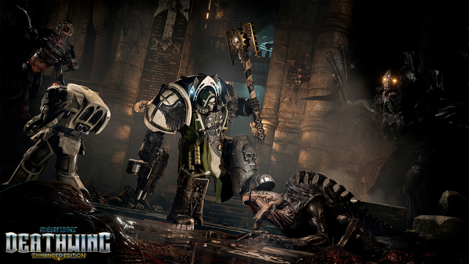 Space Hulk: Deathwing - Enhanced Edition Screenshot 8